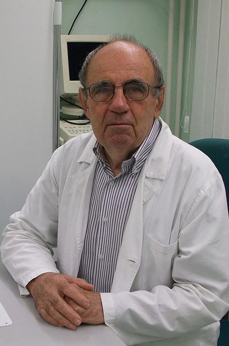 professzor evgrafov szemész